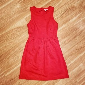 Madewell Sleeveless Dress with Pockets